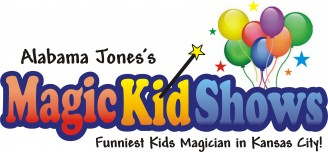 Alabama Jones is Kansas City area's Funniest Childrens & Kids Magician for your Magic Birthday Party!